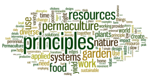 permaculture-principles-wordle