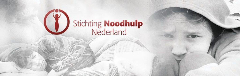 Noodhulp Nederland Banner